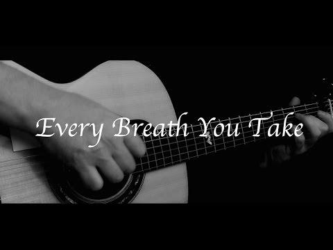 every breath you take fingerstyle tab pdf