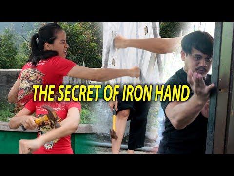 Chintya Candranaya Iron Hand Secret