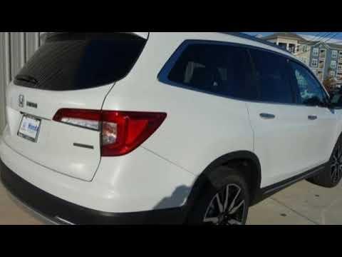 New 2020 Honda Pilot Tomball TX Houston, TX #HTLB009601