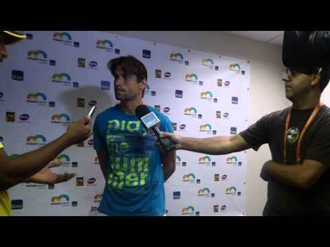 David Ferrer On The French Open and 2015 Form-2015 ATP Miami