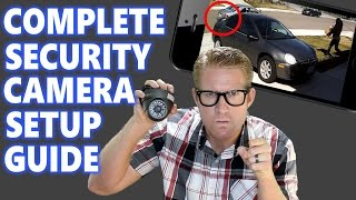 Home Security Camera System Surveillance Setup: How to Best DIY IP Installation Placement HD CCTV 16(WIRED CAMERA*: http://amzn.to/2lBIVvK *CAMERA POWER CORD*: http://amzn.to/2dBQ5ju *UNINTERRUPTIBLE POWER SUPPLY* (In case thief cuts your ..., 2016-06-27T23:13:12.000Z)