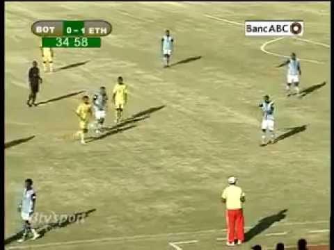 Botswana vs Ethiopia getanhes best Goal