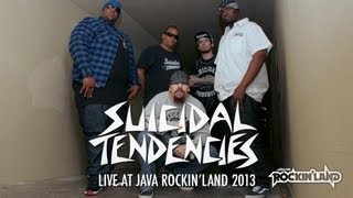 Download Suicidal Tendencies Live at Java Rockin'land 2013 MP3 song and Music Video