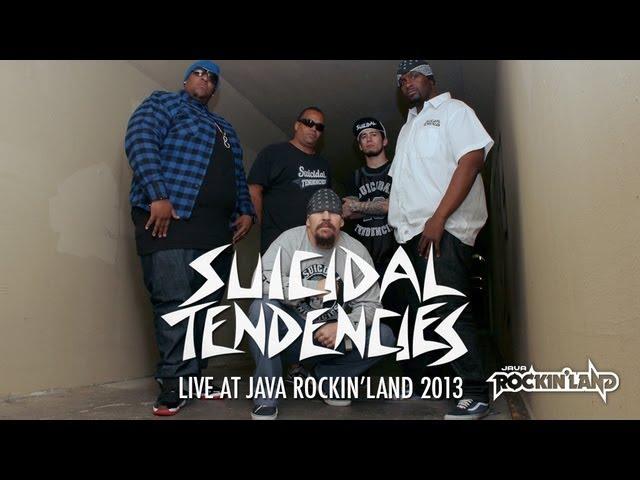 Suicidal Tendencies Live at Java Rockin'land 2013