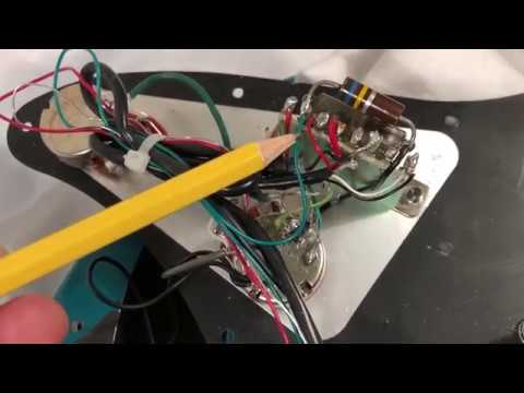 Combining Humbuckers And Single Coils In One Guitar: The Resistor Trick