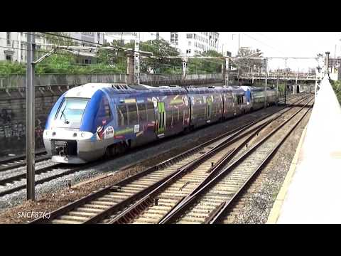 Trains at Lyon (69)   1st to 4th August 2017