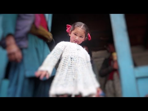 We found the cutest girl of kasol | Travelogue