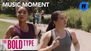 "The Bold Type | Season 1, Episode 10 Music: Zara Larsson- ""Lush Life"" | Freeform"