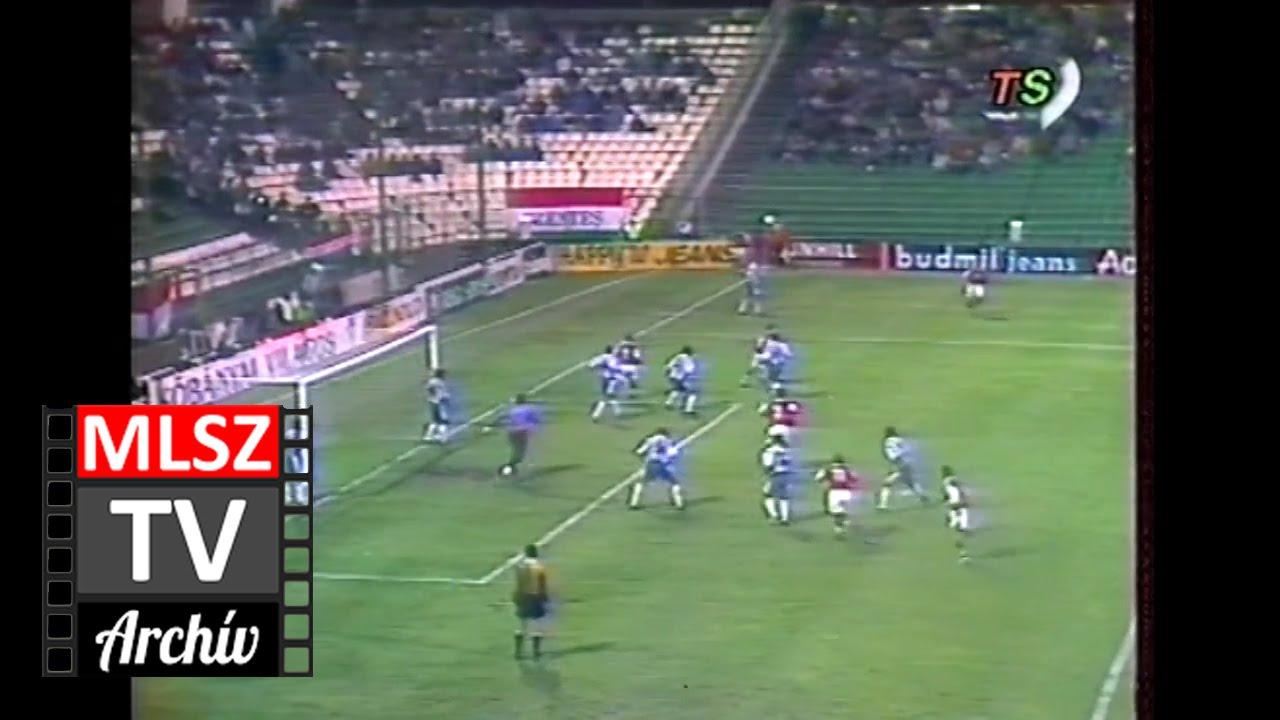 Magyarország-Azerbajdzsán | 3-1 | 1997. 09. 10 | MLSZ TV Archív