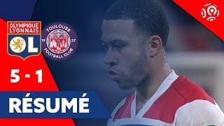 Résumé OL / Toulouse 2019 | Ligue 1 | Olympique Lyonnais