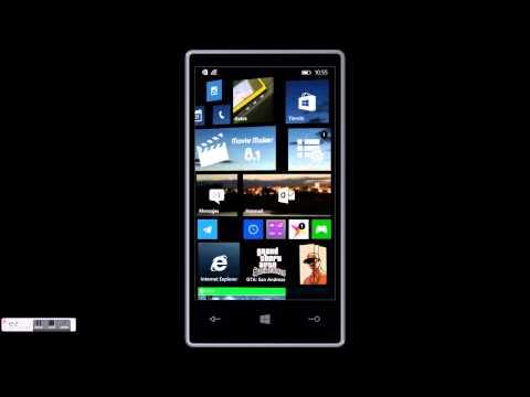 Desinstalar Aplicaciones del fabricante en Windows Phone