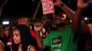 Music Bridges - 2014 Mozambique