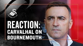 Video Reaction: Carlos Carvalhal on Bournemouth download MP3, 3GP, MP4, WEBM, AVI, FLV Oktober 2018