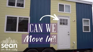 Trying Tiny Homes In Indy! | Sean In The City
