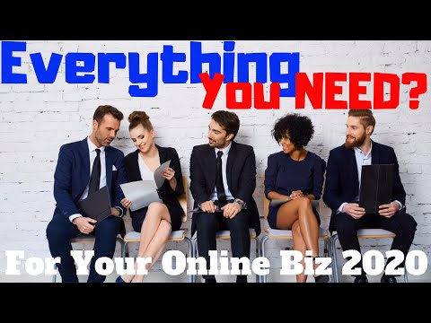 EVERYTHING YOU NEED for a SUCCESSFUL Online Business 2020 - BuilderAll 3.0 Review thumbnail