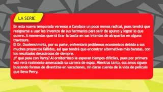 Phineas y Ferb - Mi Mundo