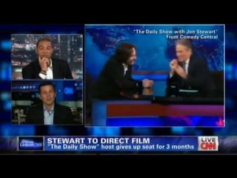 My plea on CNN to have Aasif Mandvi host The Daily Show when Jon Stewart is away