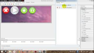 Как создать mp3 плеер через php devel studio