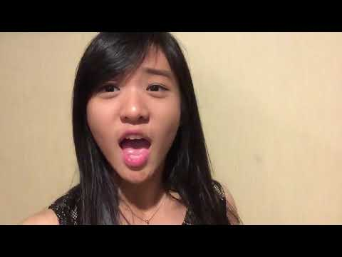 Celine JKT48 Nyanyi Unchh Unchh