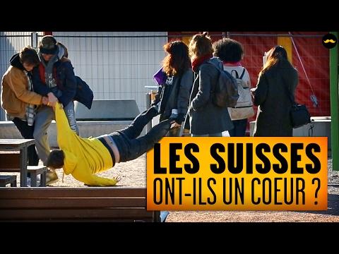 LES SUISSES ONT-ILS UN COEUR ? (McFly & Carlito feat. Le Grand JD)