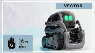 All Hands on Tech - Anki Vector Robot full review