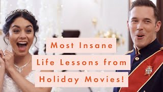 Craziest Sh*t We Learned from Holiday Movies | Cosmopolitan