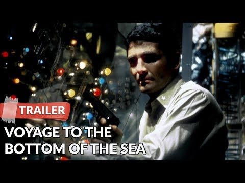 Voyage to the Bottom of the Sea 1961 Trailer HD | Walter Pidgeon