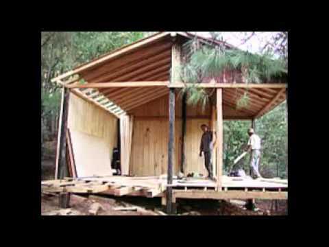 Cabañas Ecológicas, Antecedentes de la Organización - YouTube