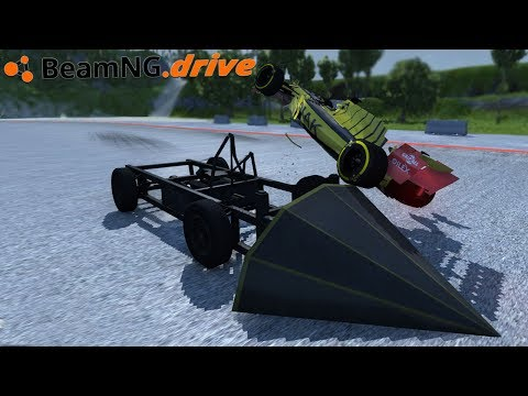 BeamNG.drive - WILL IT RAMP