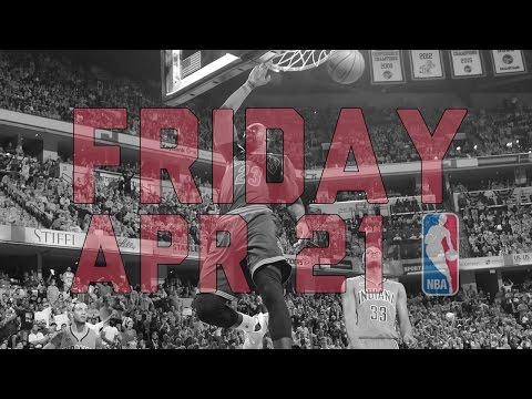 NBA Daily Show: Apr. 21 - The Starters