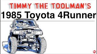 Tim's 1985 Toyota 4Runner SR5