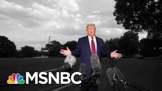 Christopher Dickey: We're Seeing The Death Of Democracy In America & Europe | The 11th Hour | MSNBC