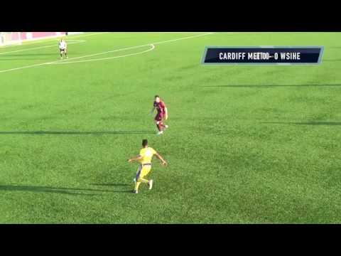 Cardiff Met v Chichester Mens 1st