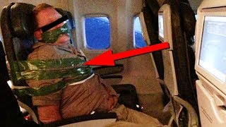 CRAZIEST Things People Did On Planes!