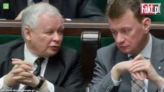 """""""PiS to jedyna prawdziwie lewicowa partia w Polsce"""""""
