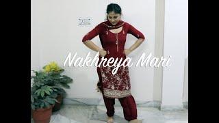 Nakhreya Mari | Bhangra | Dance Cover | Lean On x | Miss Pooja | Lets Groove