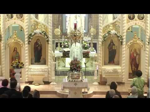 Divine Liturgy - May 20, 2012