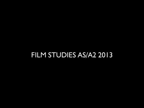 Hereford Sixth Form College Film Studies AS/A2 showreel 2013.