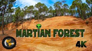 Mars Terraformed  - Les Ocres de Mormoiron