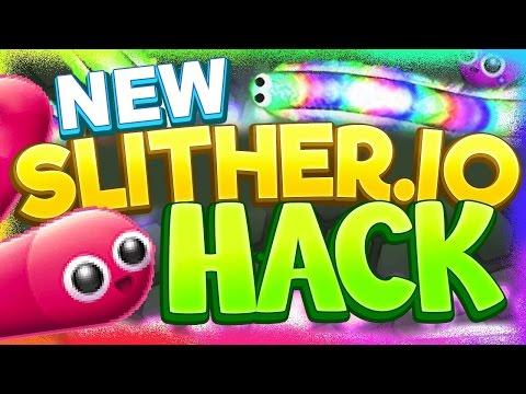 طريقة الغش في لعبة hack slither.io راح تصير الاول !!