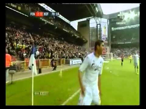 Best and most memorable goals for F.C. København in the danish superliga