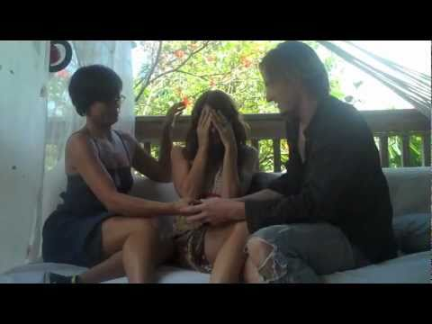 Sexy Threesome Polyamory Video To Bruises By Chairlift