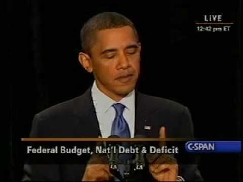 Paul Ryan and President Obama discuss spending and budget