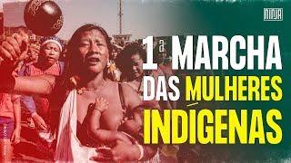 Mais de 2 mil mulheres indígenas, de todas as regiões do Brasil, se reunem em Brasília!