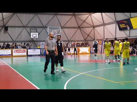 Serie D Regionale 2019/2020 - Basket Casapulla Vs Roccarainola