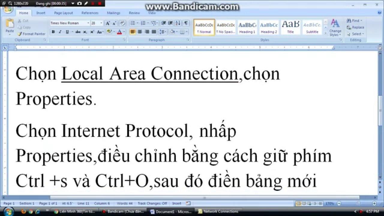cách khắc phục lỗi máy tính không vào được một số trang web