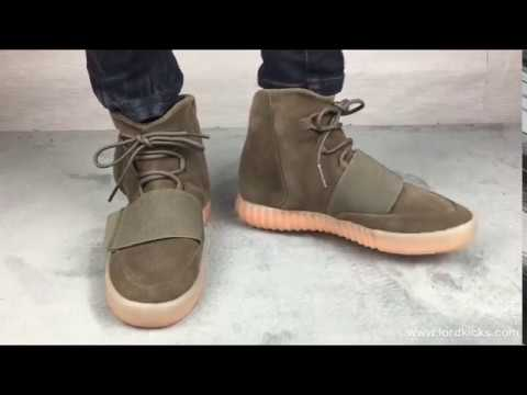 f4336e4a29754 Adidas Yeezy Boost 750 Chocolate Brown BY2456 From yeezysboost net ...