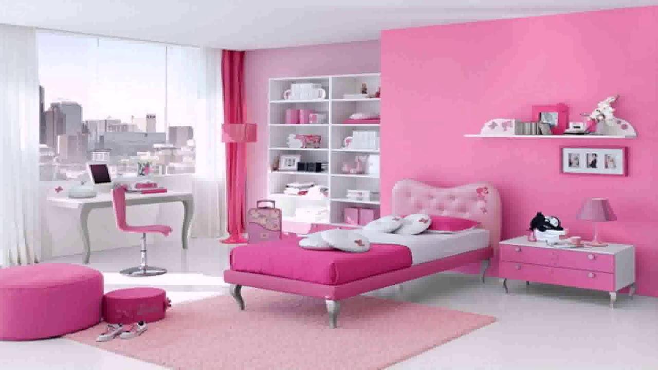 Interior Design Bedroom Color Schemes - YouTube