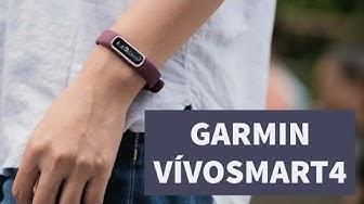 Đánh giá chi tiết Garmin vívosmart 4