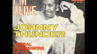 Johnny Thunder - I